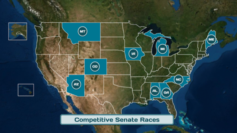 2020 Senate Races