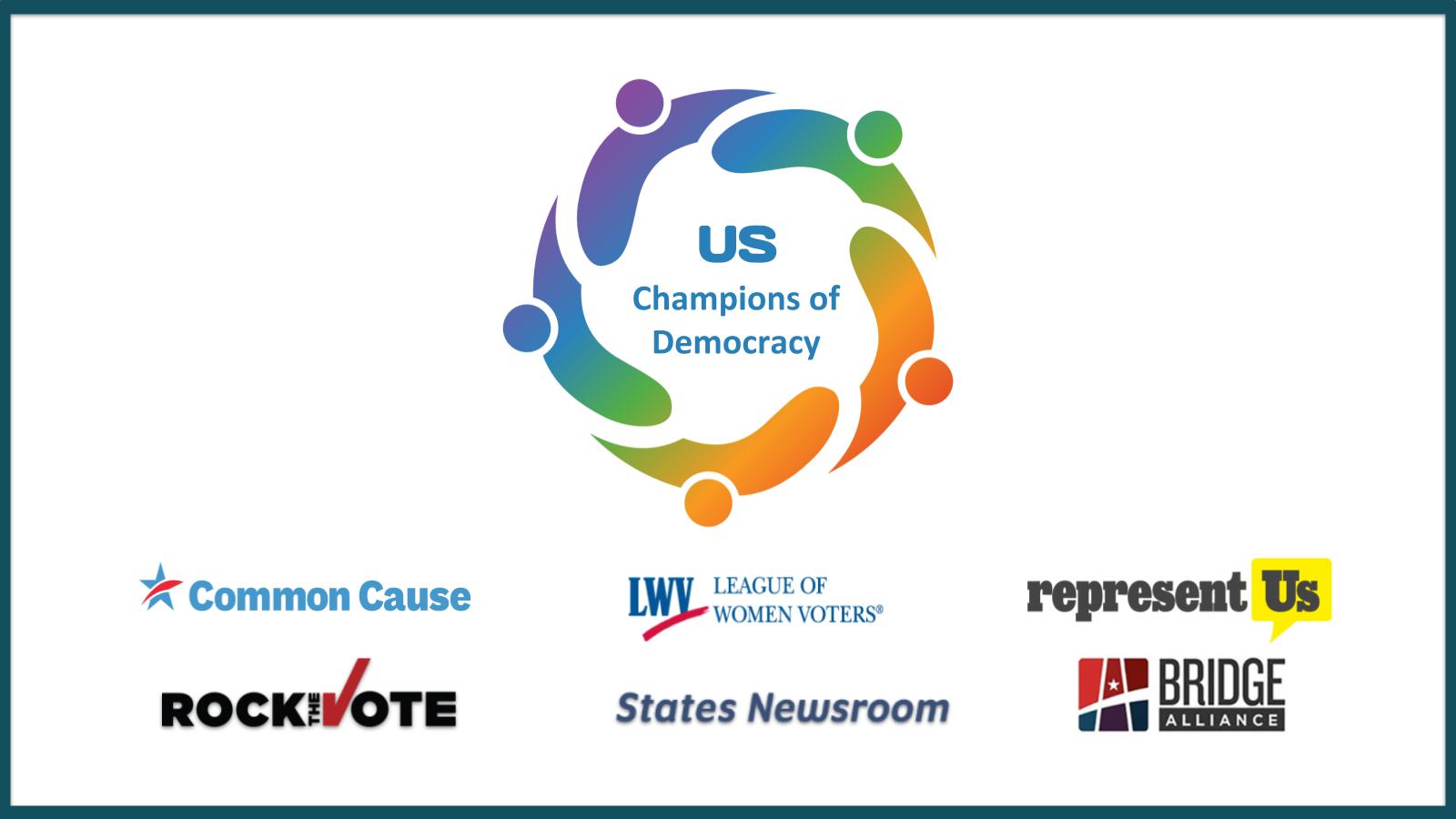 US Champions of Democracy